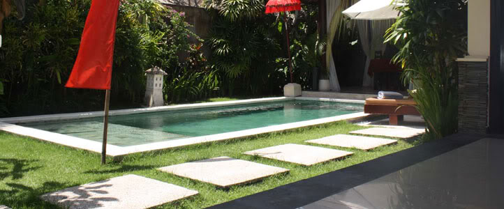 Bali Merita Villa Honeymoon Package - Private Pool