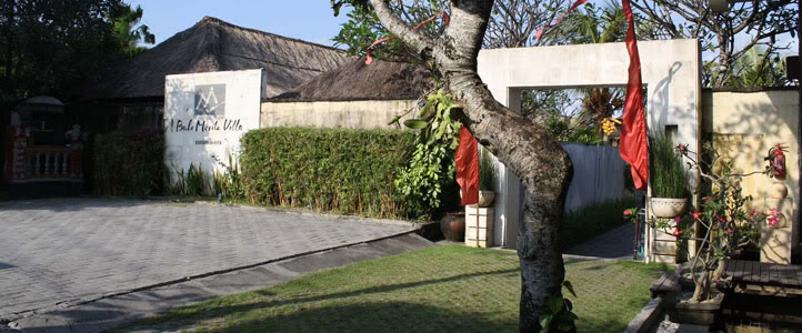 Bali Merita Villa Honeymoon Package - The Villa