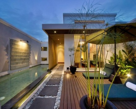 Bali Seiryu Honeymoon Villa - The Seiryu Villa with Private Pool