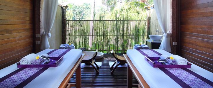Bali Arma Resort Honeymoon Villa - Traditional Massage