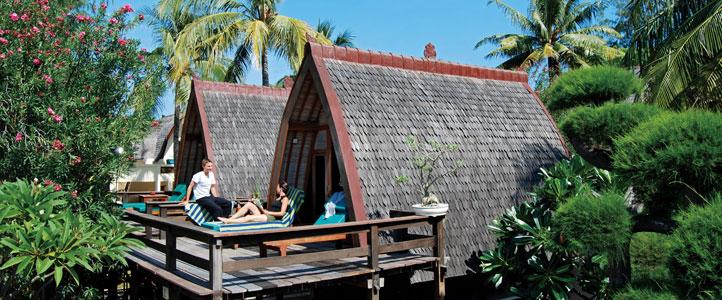 Lombok Villa Ombak - Romantic Villa