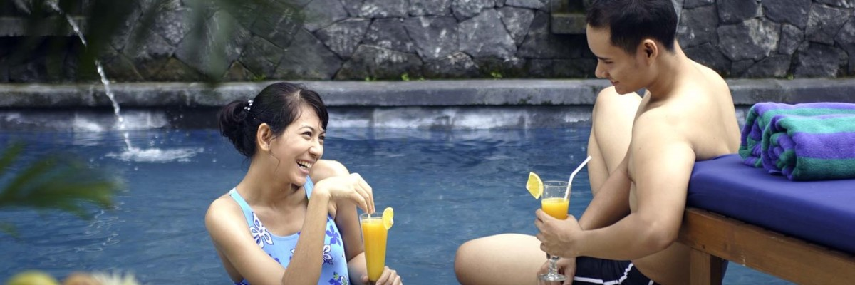 Romantic Honeymoon Villa - Paket Bulan Madu Murah