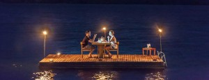 Romantic-Honeymoon-Villa-Romantic-Dinner