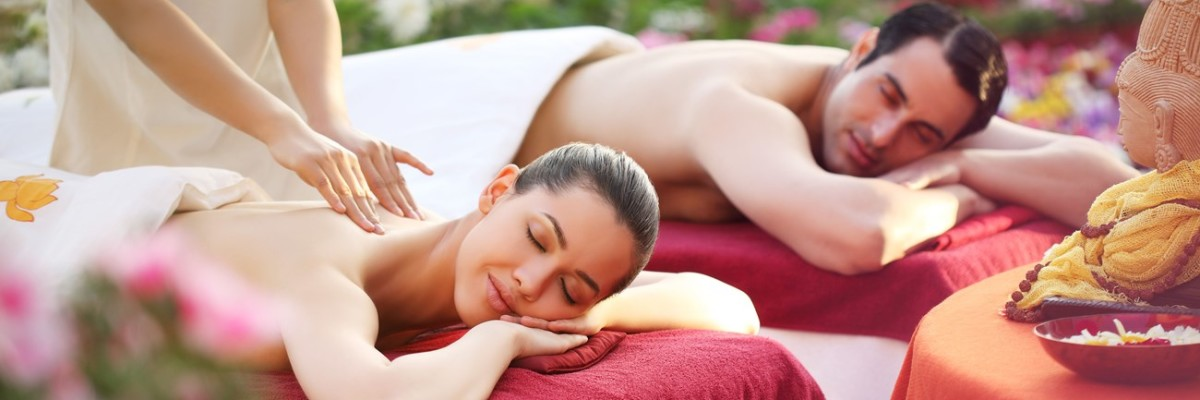 Romantic Honeymoon Villa - Spa Massage