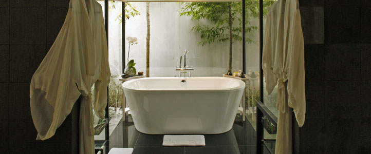 Bali Kayu Manis Villa - Bathroom Villa