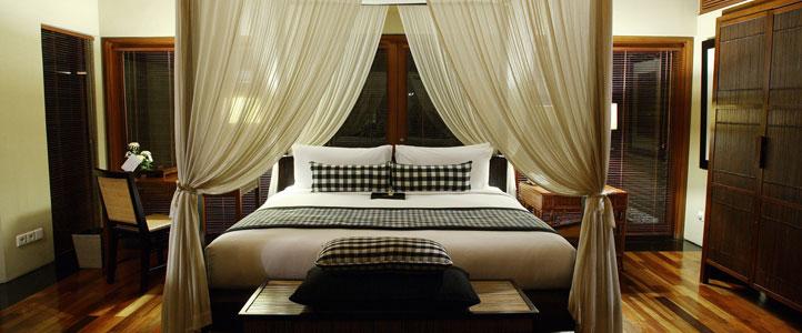 Bali Kayu Manis Villa - Bedroom