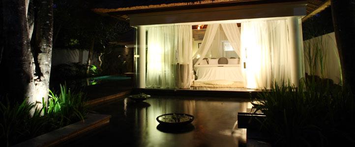 Bali Kayu Manis Villa - Romantic Bedroom
