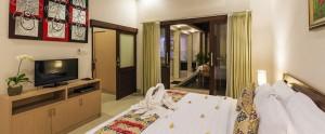 Bali Kubal Honeymoon Villa - Romantic Bedroom Villa