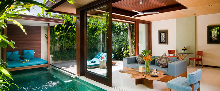 Bali Maca Seminyak Honeymoon Villa - Private Pool