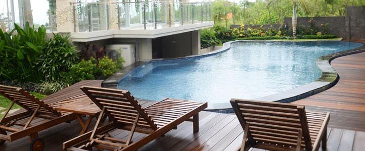 Bali Flamingo Dewata Honeymoon - Studio Pool