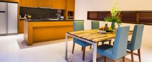 Bali Maca Umalas Honeymoon Villa - Kitchen Villa