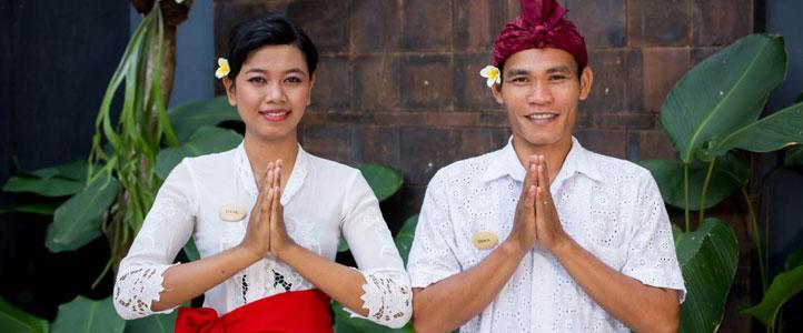 Bali Maca Umalas Honeymoon Villa - Welcome