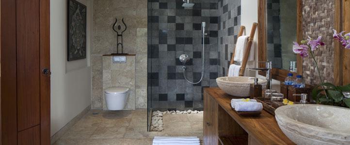 Bali Jannata Villa - Bathroom Deluxe Suite