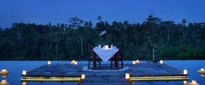 Bali Jannata Villa - Pool Romantic Dinner