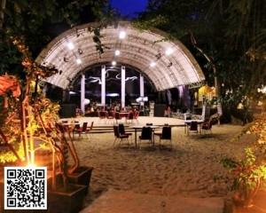 Pulau-Genteng-Kecil-Tour-Dome-Venue-Acara