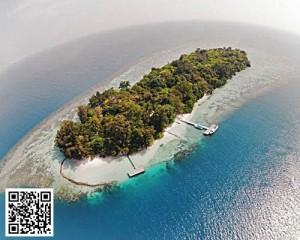 Pulau-Genteng-Kecil-Tour-Wisata-Liburan-Outing-Private-Island