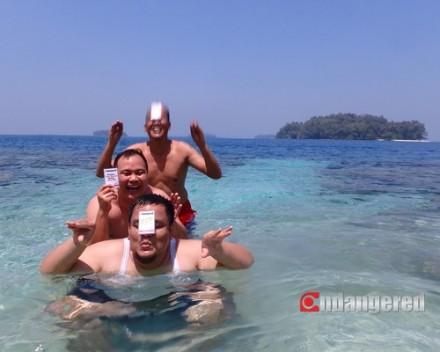 Amazing Pulau Seribu One Day Tour - Jelajah Pulau