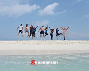 Amazing-Pulau-Seribu-One-Day-Tour-Pantai-Pasir-Putih