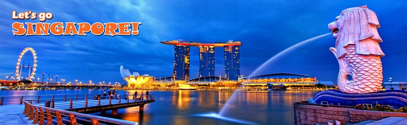 Endangered Tour - Lets Go Singapore - Paket Tour
