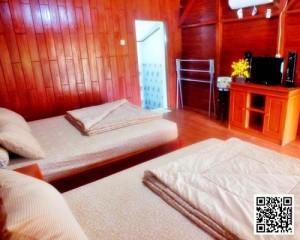 Sawarna Tour - Bedroom Little Hula Hula