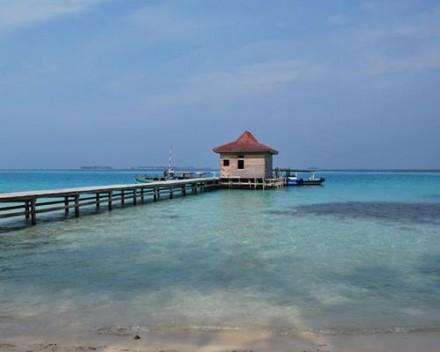 Pulau Pramuka Tour - Pulau Semak Daun