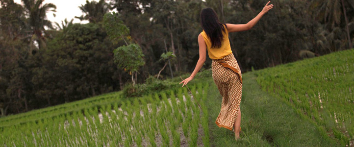 Bali Alaya Ubud Honeymoon Package