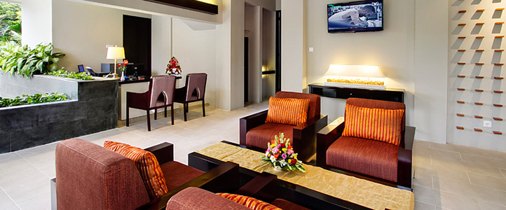 Bali 18 Suites Villas Honeymoon Package - Villa Modern