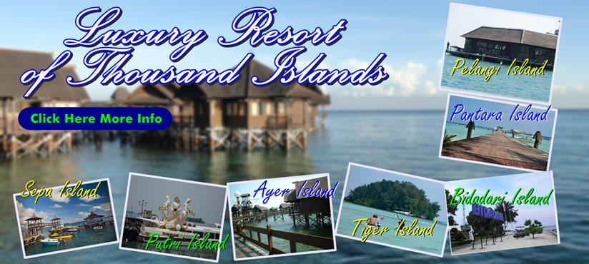 Resort Island - Pulau Seribu