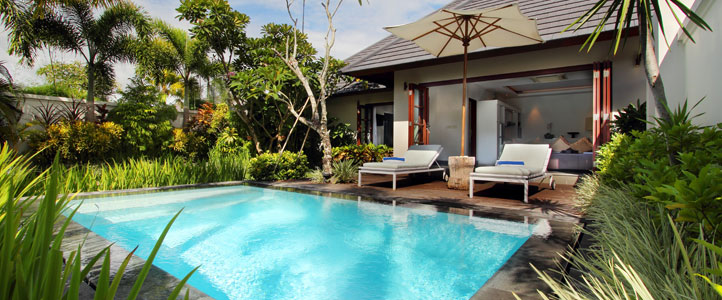 Bali Nunia Boutique Villas Honeymoon Package