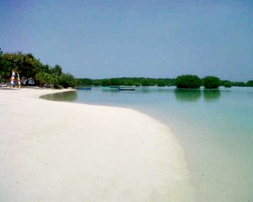 Pulau Pari - Pantai