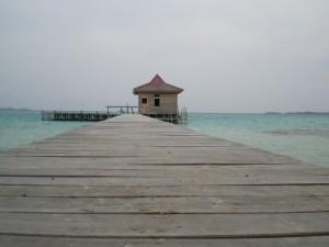 Pulau Semak Daun Pramuka