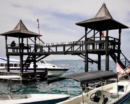 resort pulau sepa