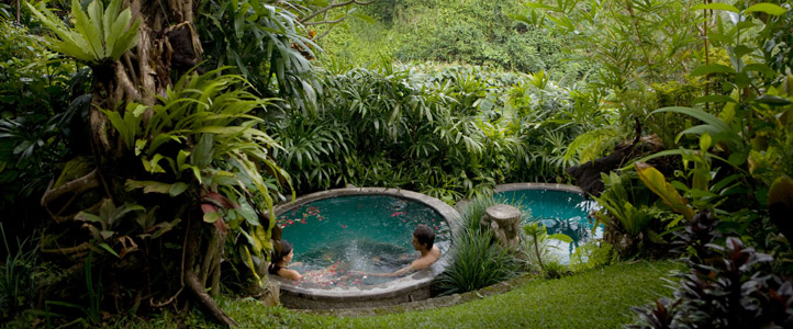 Bali Pitamaha Resort Honeymoon Package - Treatment