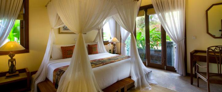 The Hill Villas Honeymoon - Bedroom Pool Villa