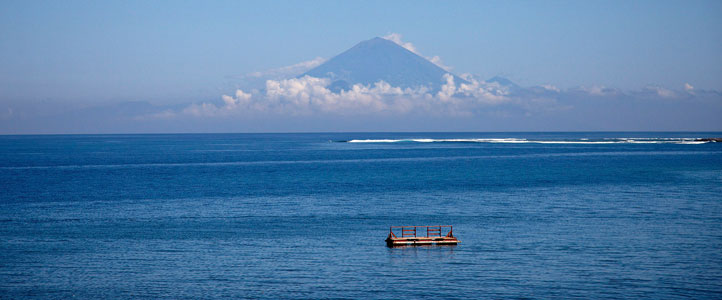 Lombok Sheraton Senggigi Honeymoon Package - Pantai Senggigi