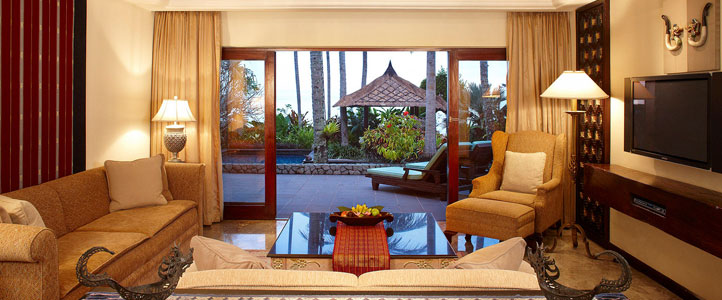 Lombok Sheraton Senggigi Honeymoon Package - Pool Villa