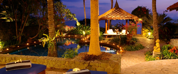 Lombok Sheraton Senggigi Honeymoon Package - Romantic Villa Private Pool