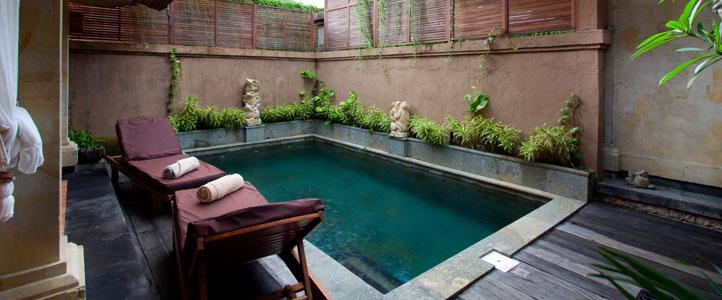 The Hill Villas Honeymoon - One Bedroom Pool Villa