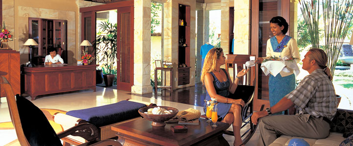 Lombok Pool Villa Club Honeymoon Package - Receiptionist