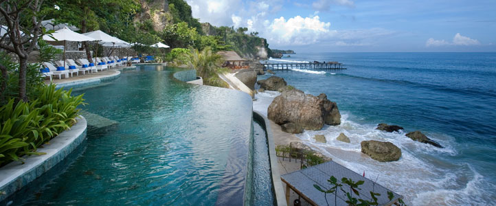 Bali Ayana Resort Honeymoon Package - Ayana beach