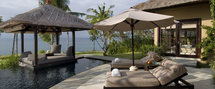 Bali Ayana Resort Honeymoon Package - Ayana Cliff Villa