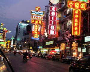 China-Town-Thailand