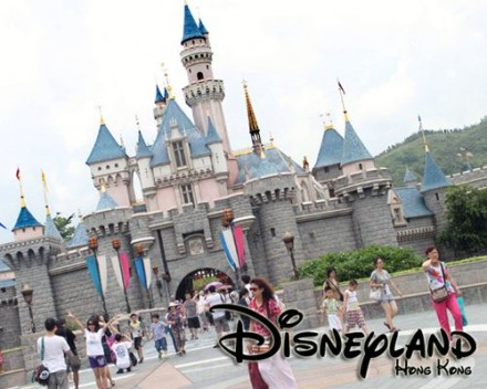 Disneyland-HKG