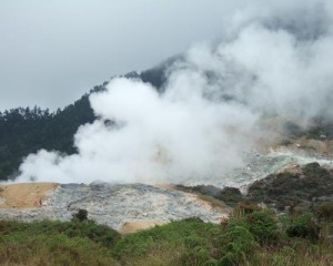 Sikidang-Dieng-Plateau