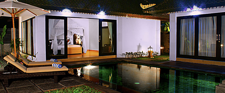 Bali Santi Mandala Villa Honeymoon Package - Villa with Private Pool