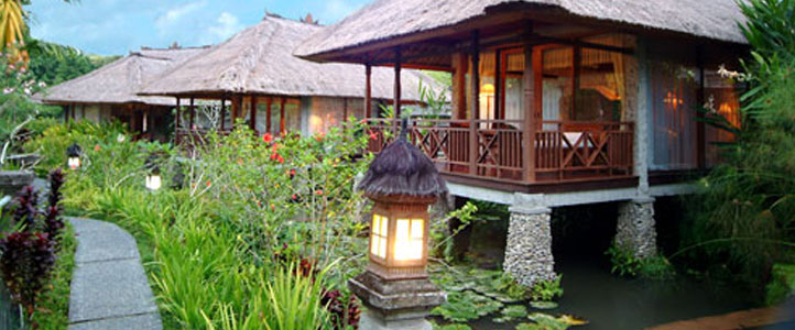 Bali Santi Mandala Villa Honeymoon Package - The Villa