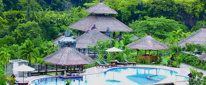 Bali Santi Mandala Villa Honeymoon Package - Swimming Pool