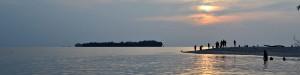 Pulau Seribu Sunset