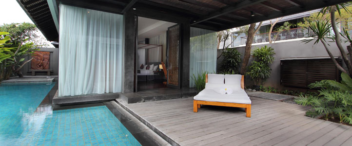 Bali Javana Royal - Pool & Deck