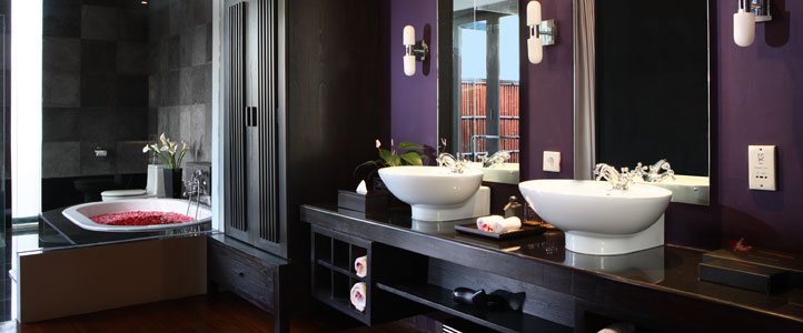 Bali Furama Xclusive Honeymoon - Bathroom Villa